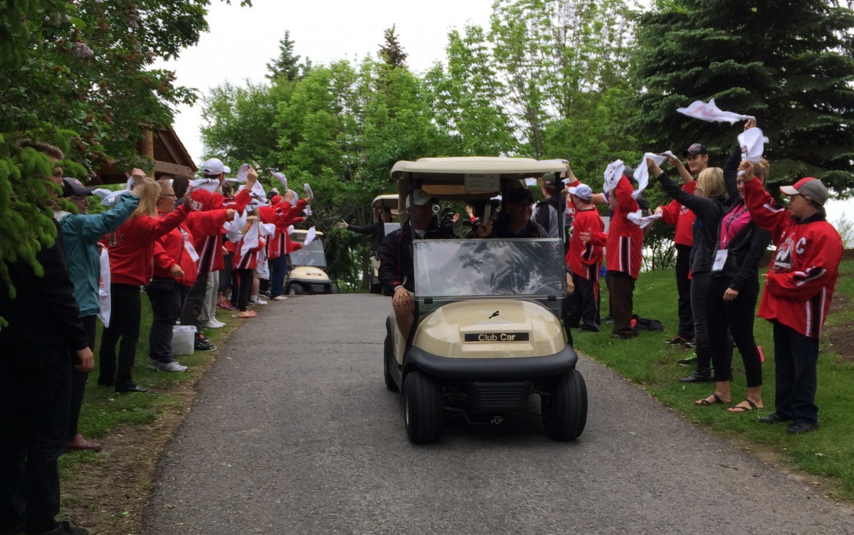 Registration for the 7th Annual Kyle Turris & Capital City Condors Golf Tournament is now FULL